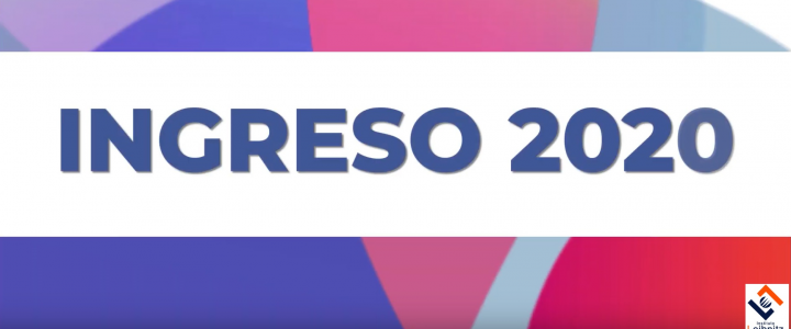 CURSO DE INGRESO 2020